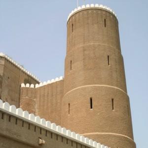 sandstone tower